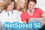 NetAachen NetSpeed 50 - Internet und optional Telefon / TV